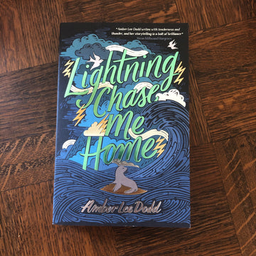 Lightning Chase Me Home | Amber Lee Dodd