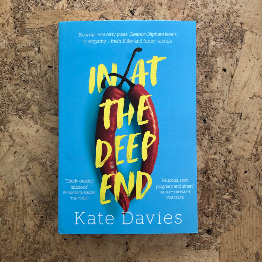 In At The Deep End | Kate Davies