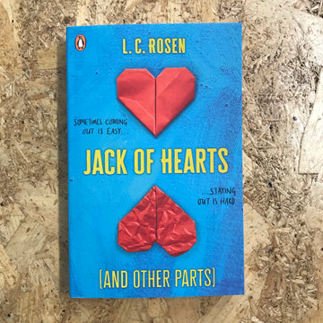 Jack Of Hearts (And Other Parts) | L.C. Rosen