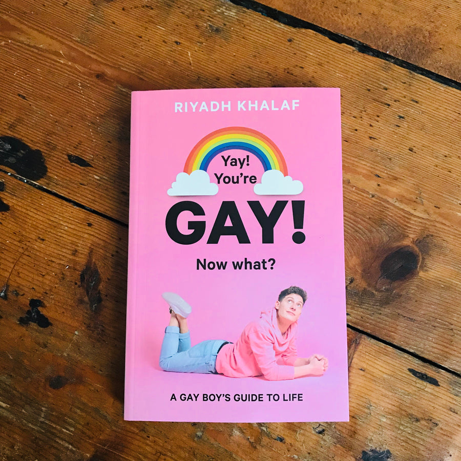 Yay! You're Gay! Now what? | Riyadh Khalaf