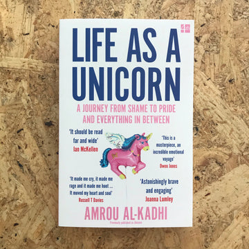 Life As A Unicorn | Amrou Al-Kadhi