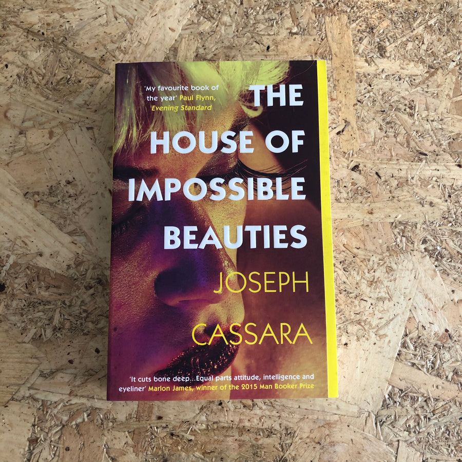 The House Of Impossible Beauties | Joseph Cassara