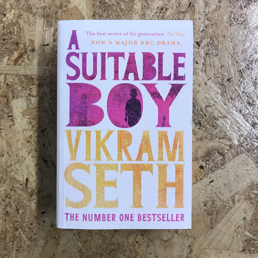 A Suitable Boy | Vikram Seth