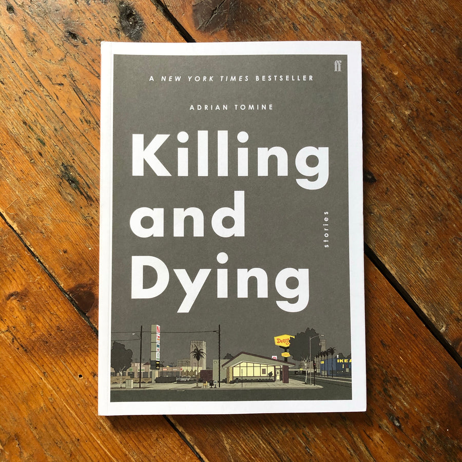 Killing And Dying | Adrian Tomine