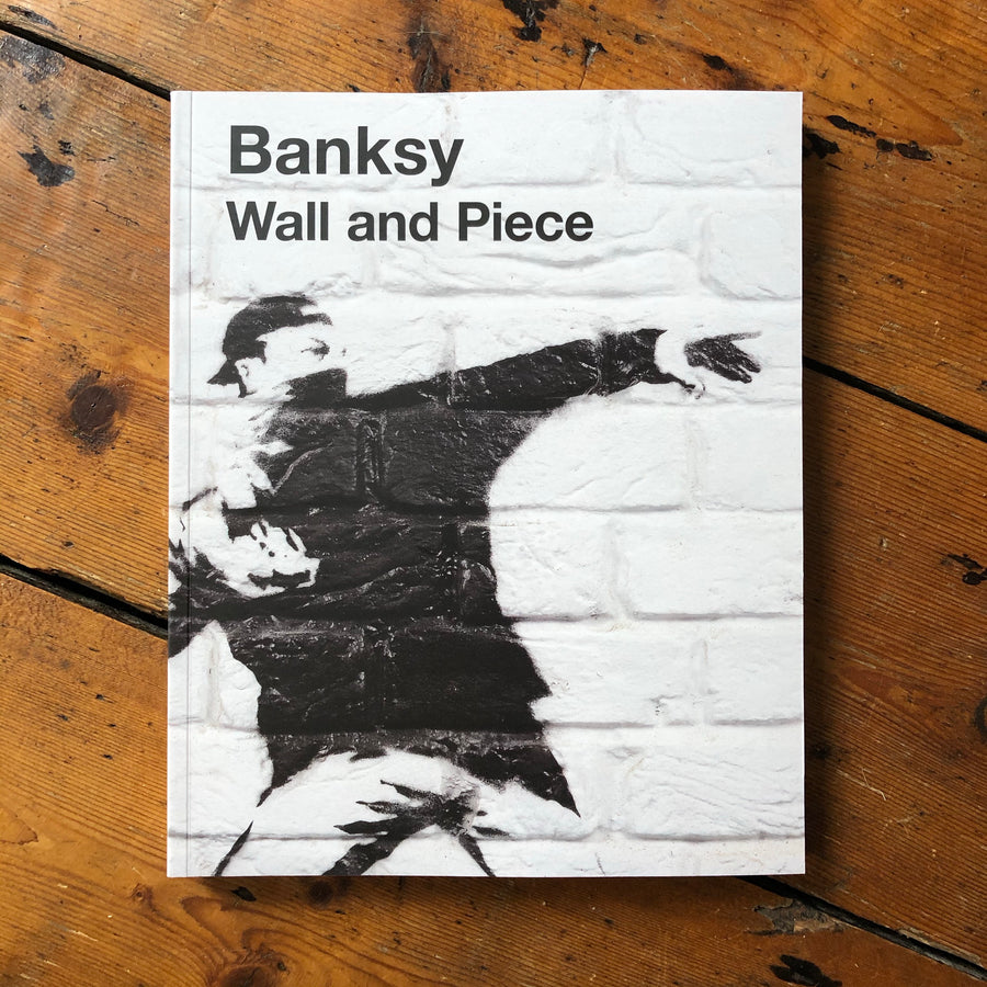 Wall And Piece | Banksy