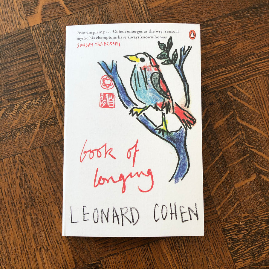 Book Of Longing | Leonard Cohen