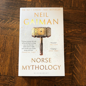 Norse Mythology | Neil Gaiman
