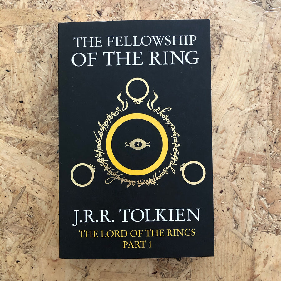 The Fellowship Of The Ring | J.R.R. Tolkien