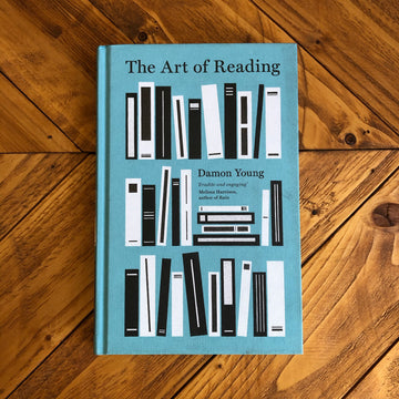 The Art Of Reading | Damon Young