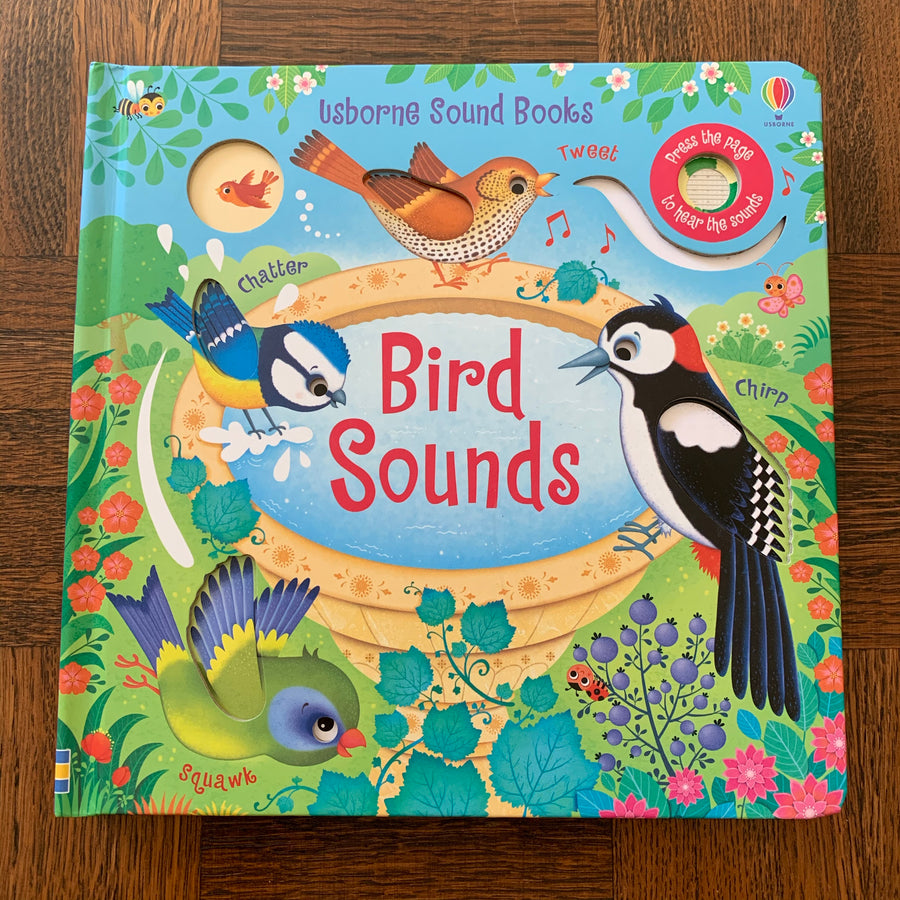Usborne Sound Books: Bird Sounds | Sam Taplin