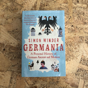 Germania | Simon Winder