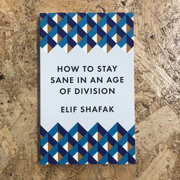 How To Stay Sane In An Age Of Division | Elif Shafak