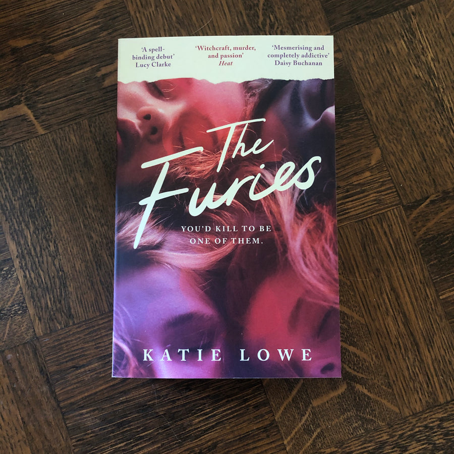 The Furies | Katie Lowe