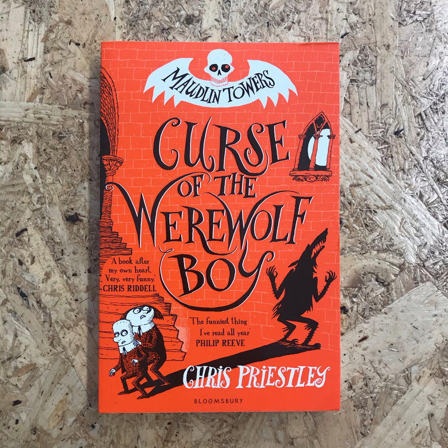 Curse Of The Werewolf Boy | Chris Priestley