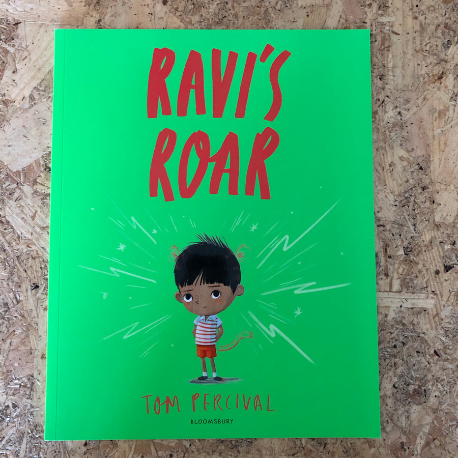 Ravi's Roar | Tom Percival