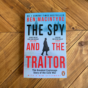 The Spy and the Traitor | Ben Macintyre