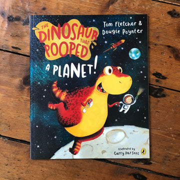 The Dinosaur That Pooped A Planet! | Tom Fletcher & Dougie Poynter