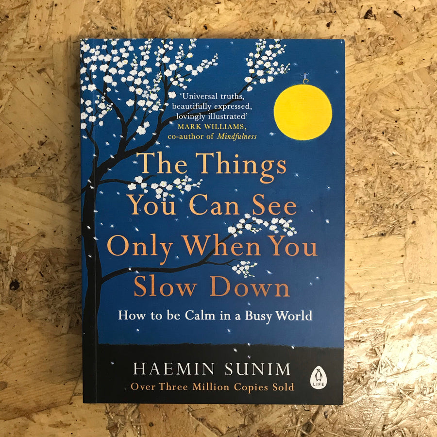 The Things You Can See Only When You Slow Down | Haemin Sunim
