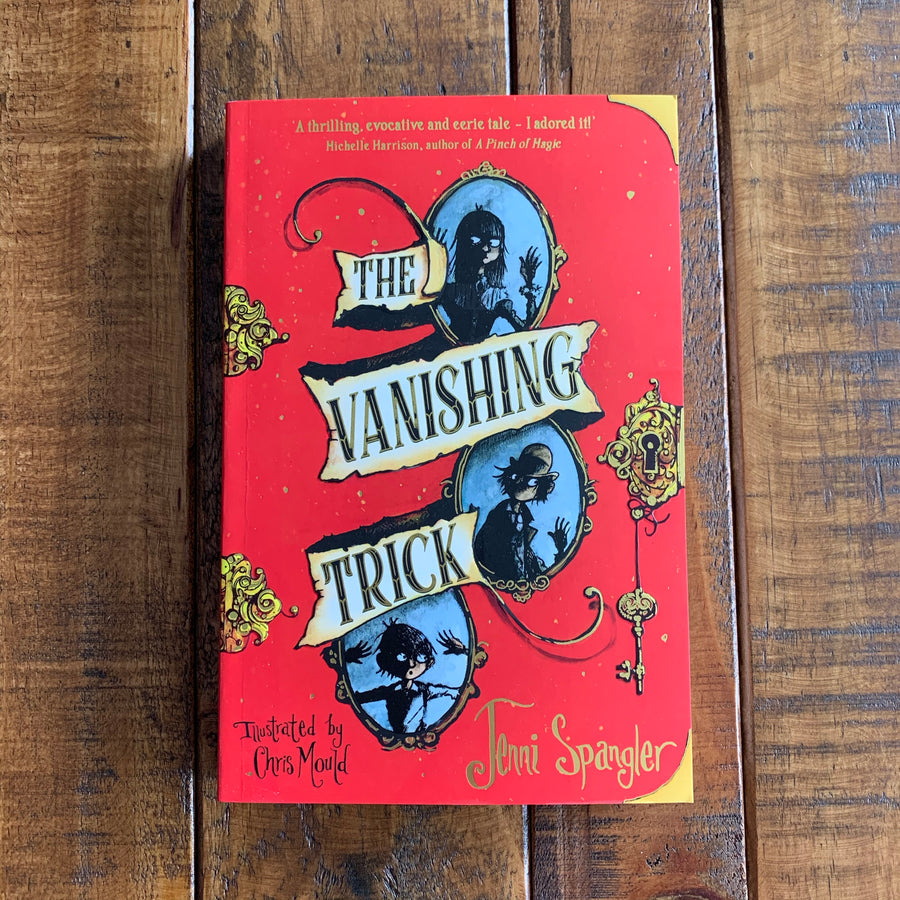 The Vanishing Trick | Jenni Spangler