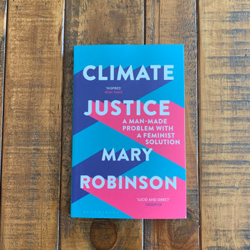 Climate Justice | Mary Robinson