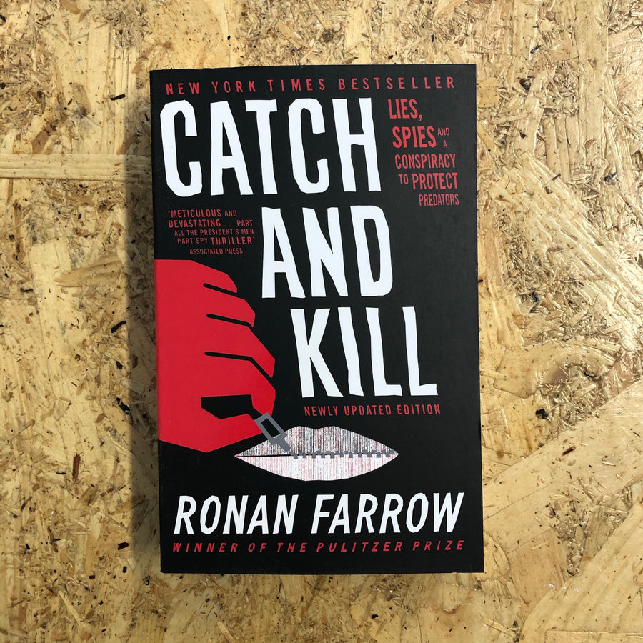 Catch And Kill | Ronan Farrow
