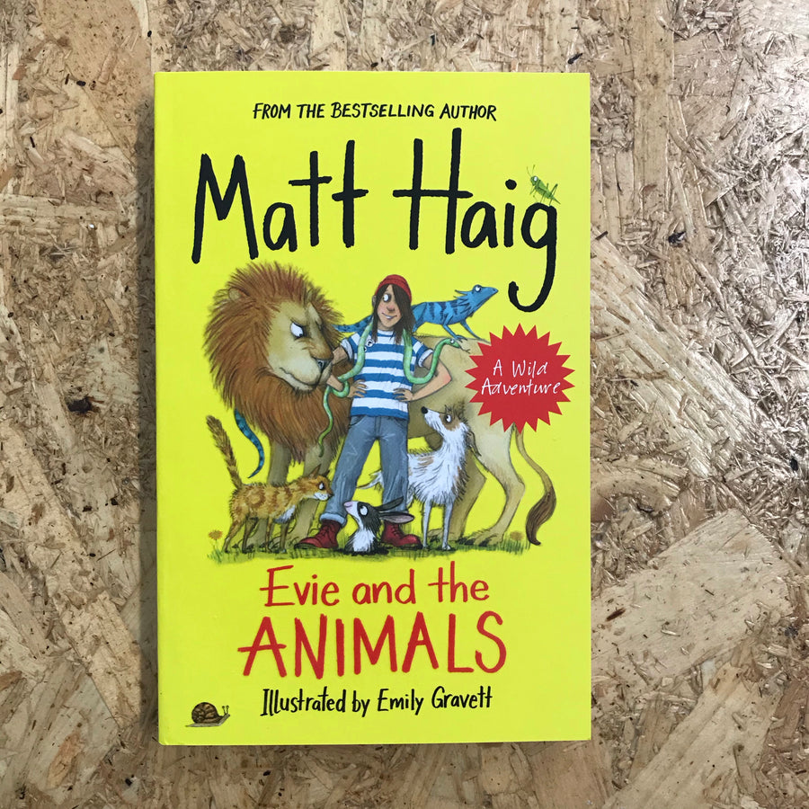 Evie And The Animals | Matt Haig