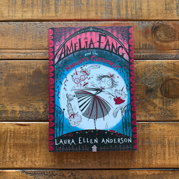 Amelia Fang and the Naughty Caticorns | Laura Ellen Anderson