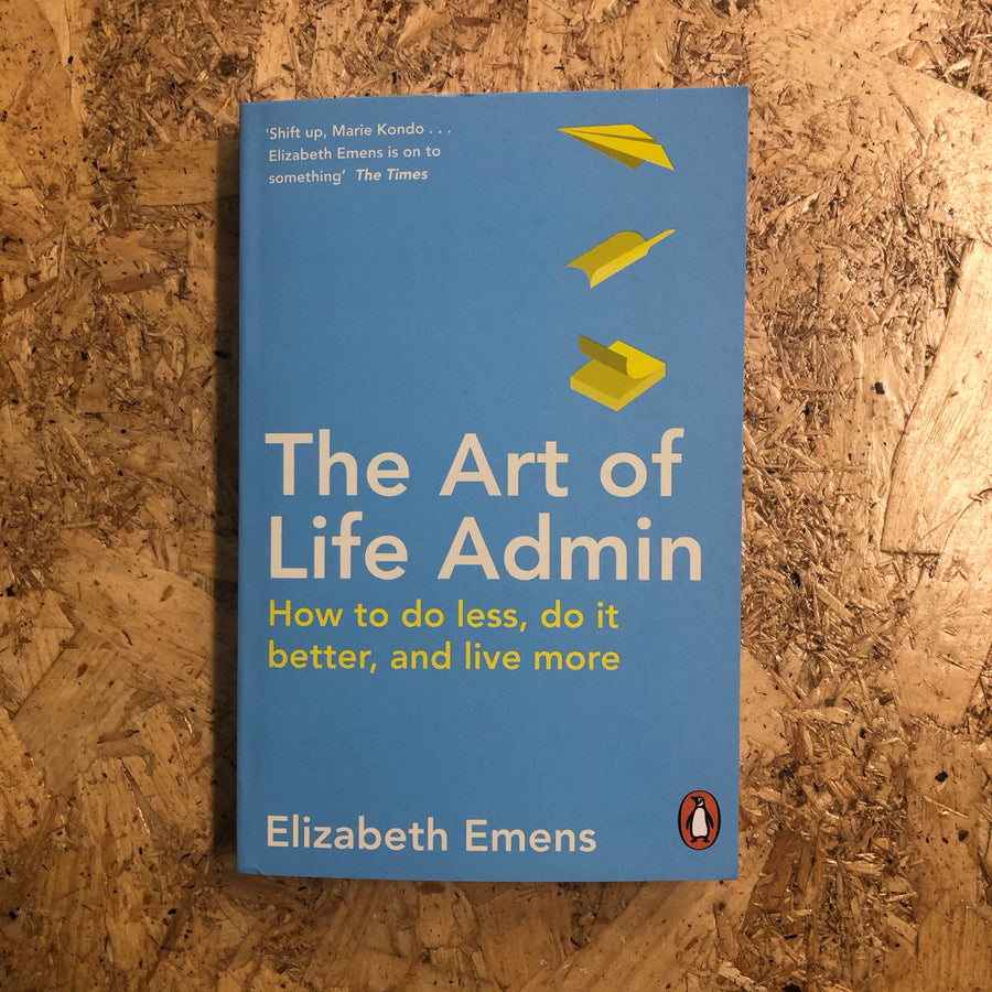 The Art Of Life Admin | Elizabeth Emens