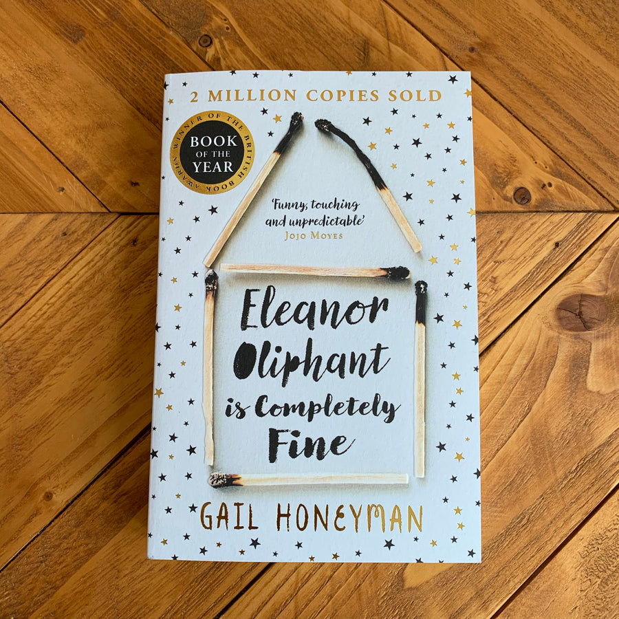 Eleanor Oliphant is Completely Fine | Gail Honeyman