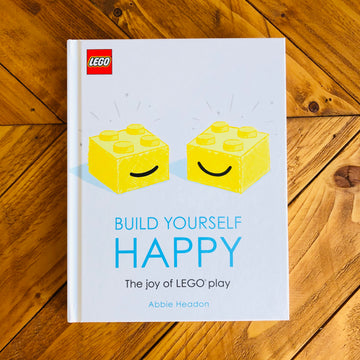 Build Yourself Happy: The Joy Of Lego Play | Abbie Headon