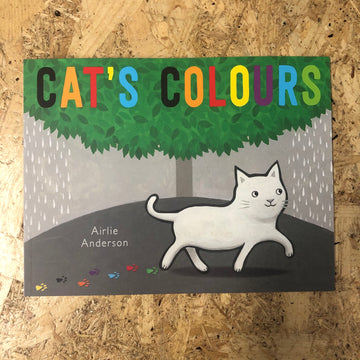 Cat's Colours | Airlie Anderson