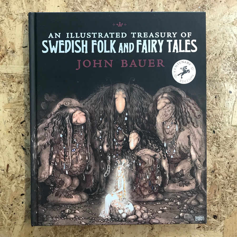 An Illustrated Treasury Of Swedish Folk And Fairy Tales | John Bauer