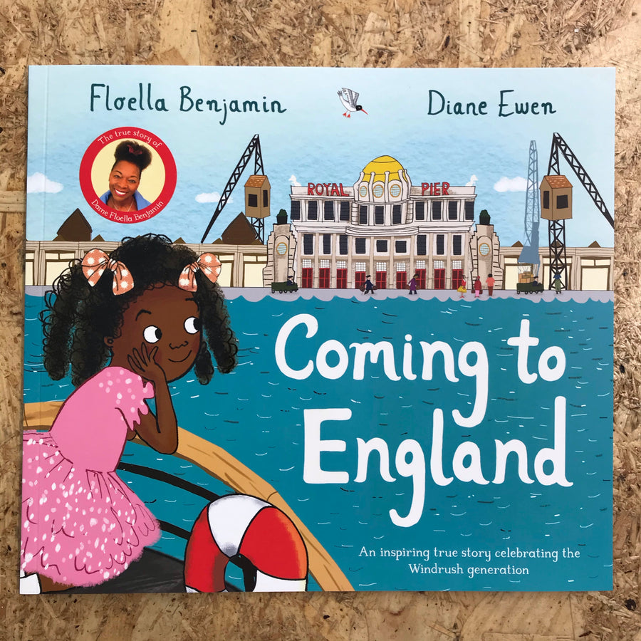 Coming To England | Floella Benjamin