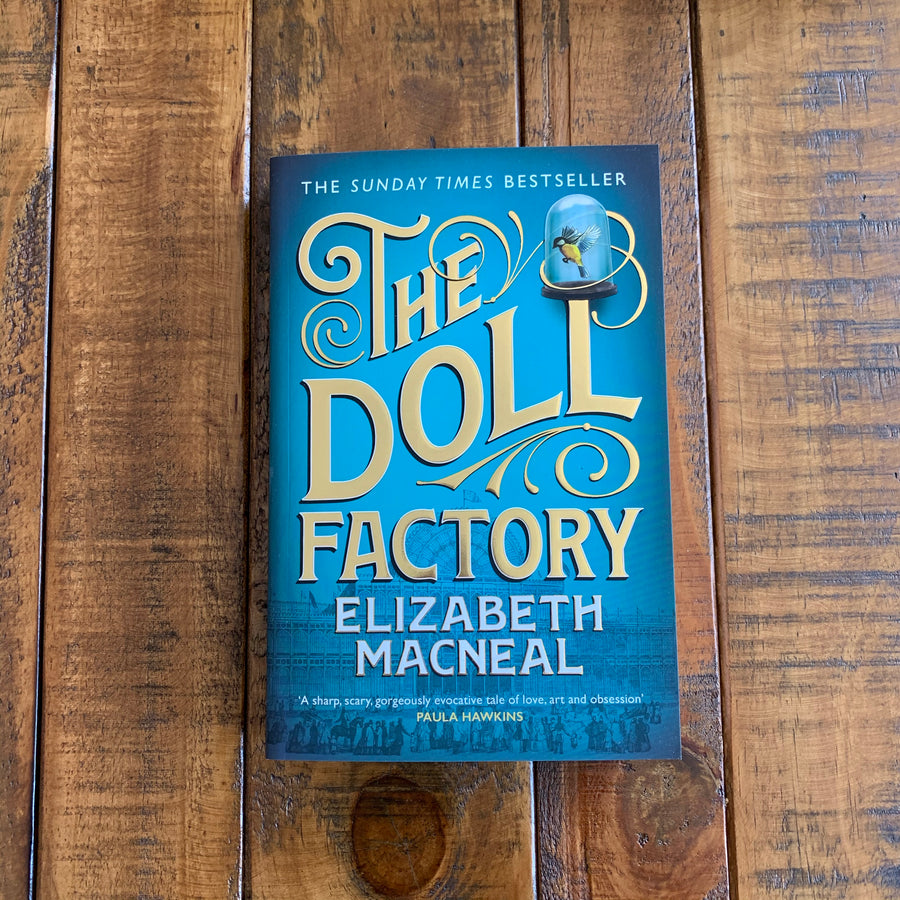 The Doll Factory | Elizabeth Macneal