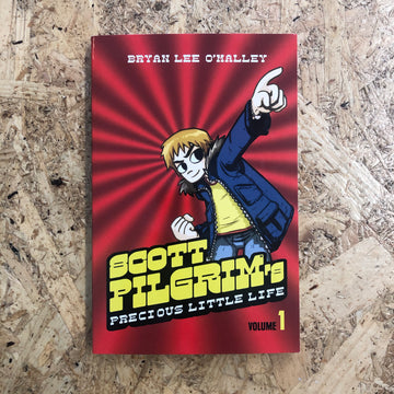 Scott Pilgrim's Precious Little Life | Bryan Lee O'Malley