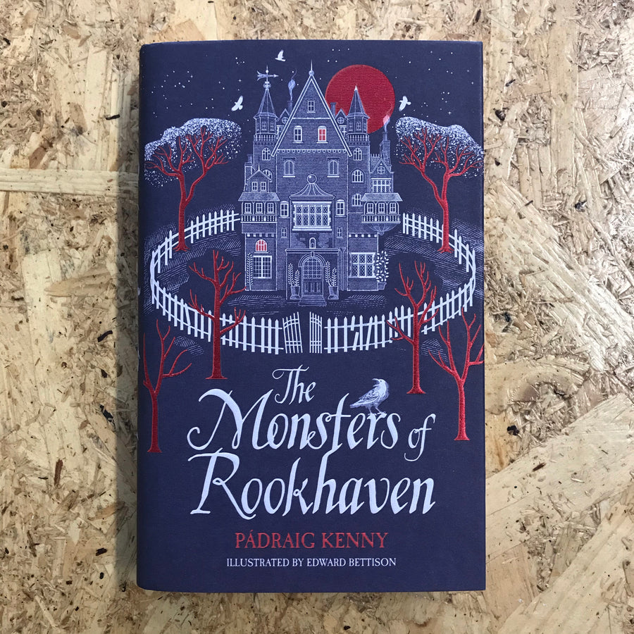 The Monsters Of Rookhaven | Pádraig Kenny