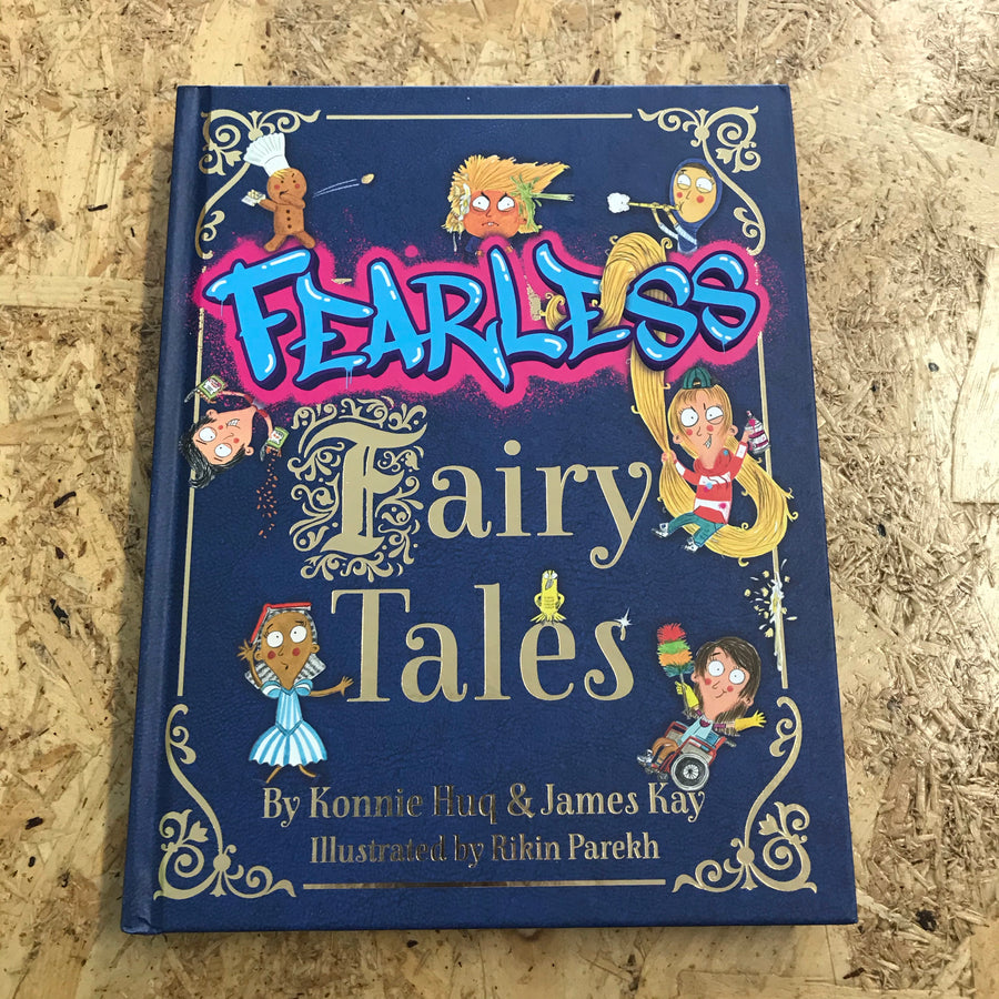 Fearless Fairy Tales | Konnie Huq & James Kay