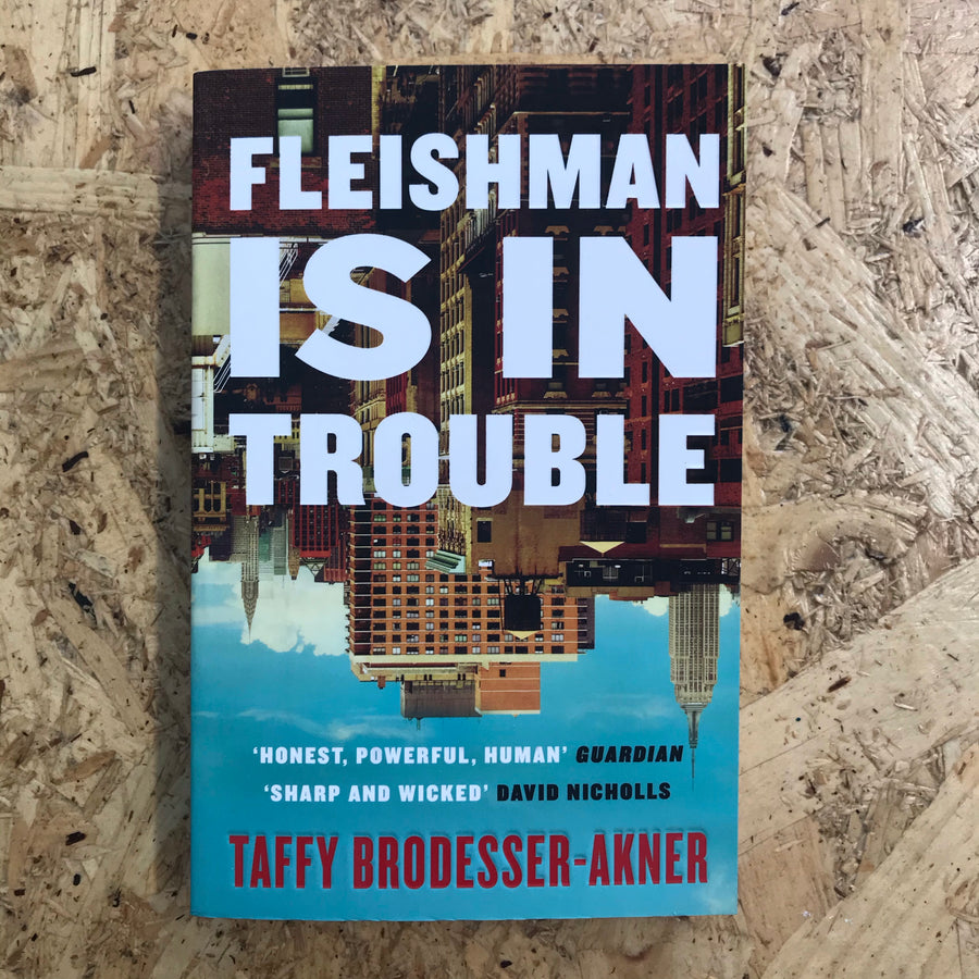Fleishman Is In Trouble | Taffy Brodesser-Akner