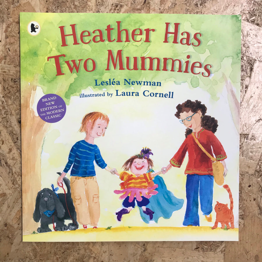 Heather Has Two Mummies | Lesléa Newman