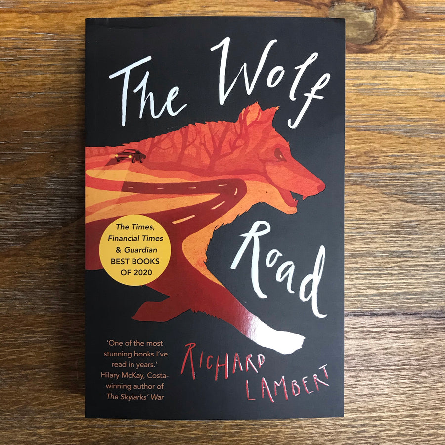 The Wolf Road | Richard Lambert