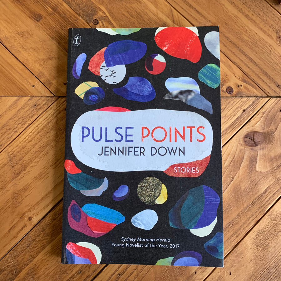 Pulse Points | Jennifer Down