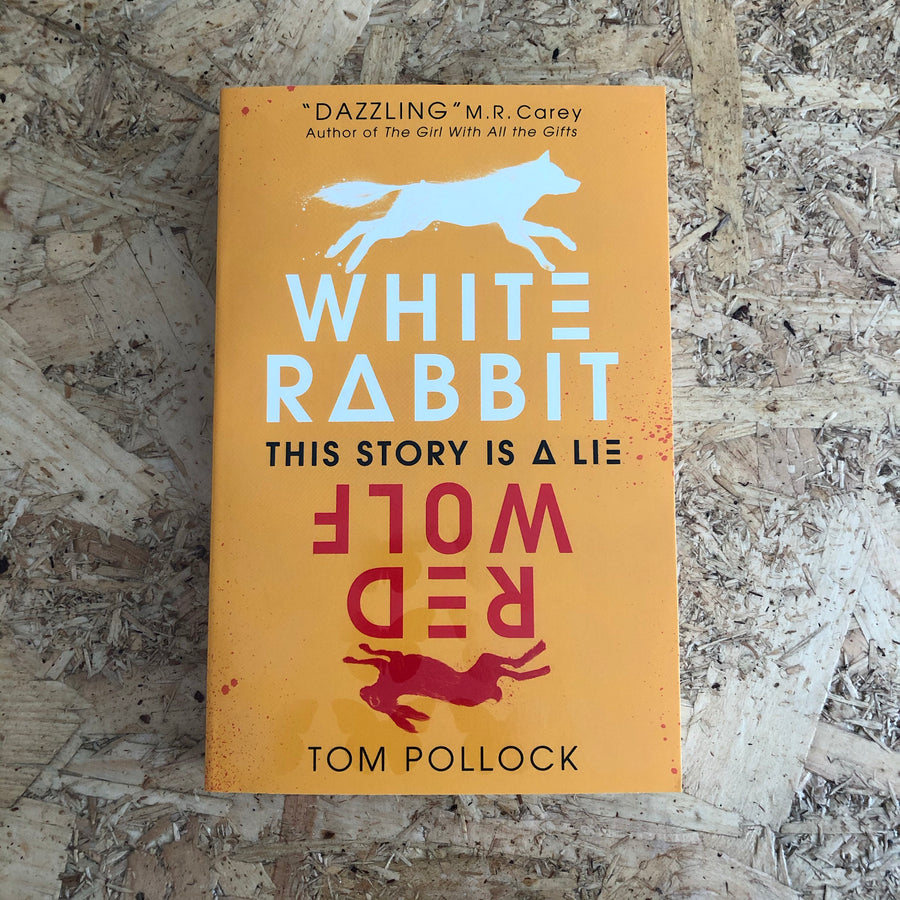 White Rabbit, Red Wolf | Tom Pollock