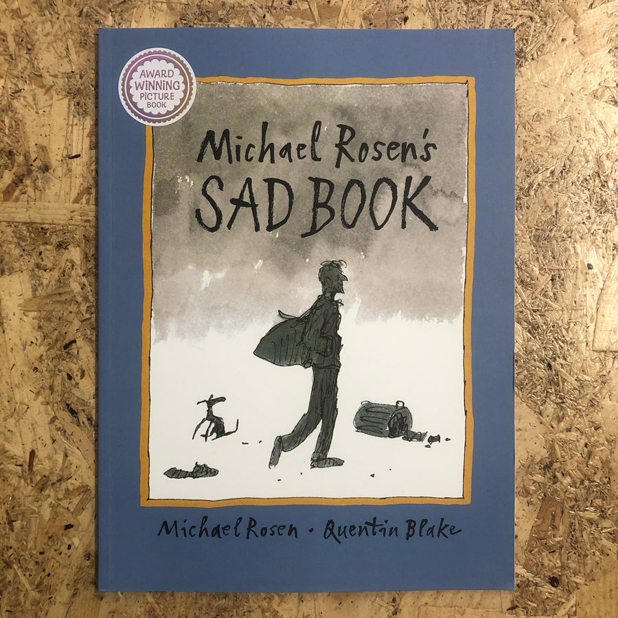 Sad Book | Michael Rosen