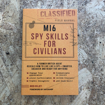 MI6 Spy Skills For Civilians | Red Riley