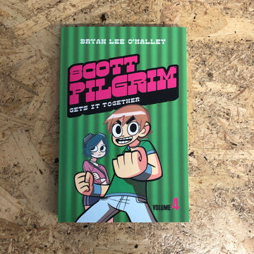 Scott Pilgrim Gets It Together | Bryan Lee O'Malley