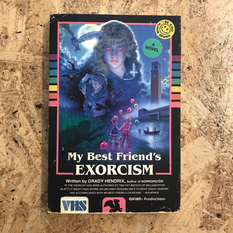 My Best Friend's Exorcism | Grady Hendrix