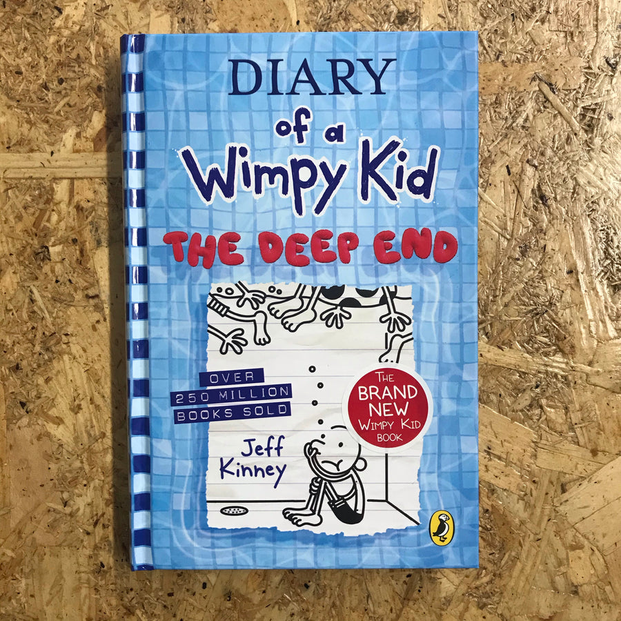 Diary Of A Wimpy Kid: The Deep End | Jeff Kinney
