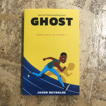 Ghost | Jason Reynolds