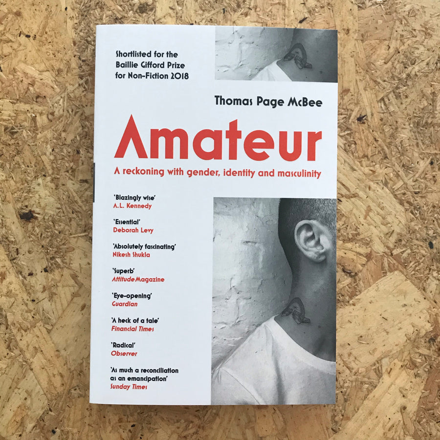 Amateur | Thomas Page McBee