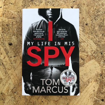 I Spy: My Life In MI5 | Tom Marcus